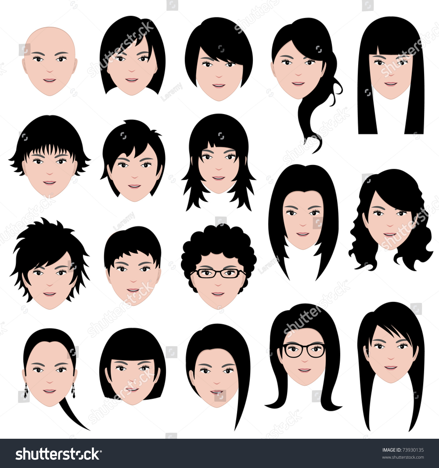 25 Gorgeous Asian Hairstyles For Girls  Find your Perfect