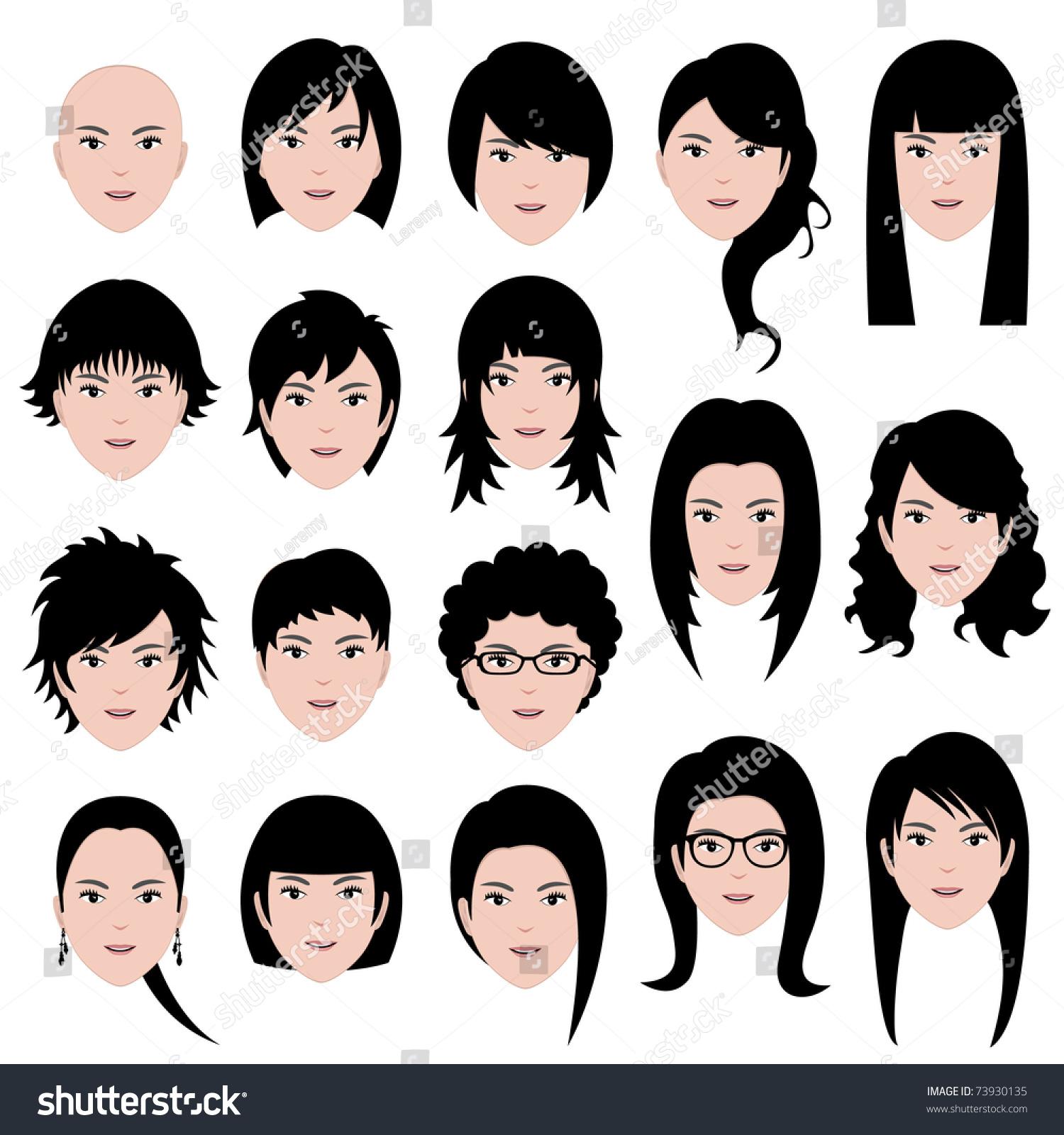 clipart human face - photo #38