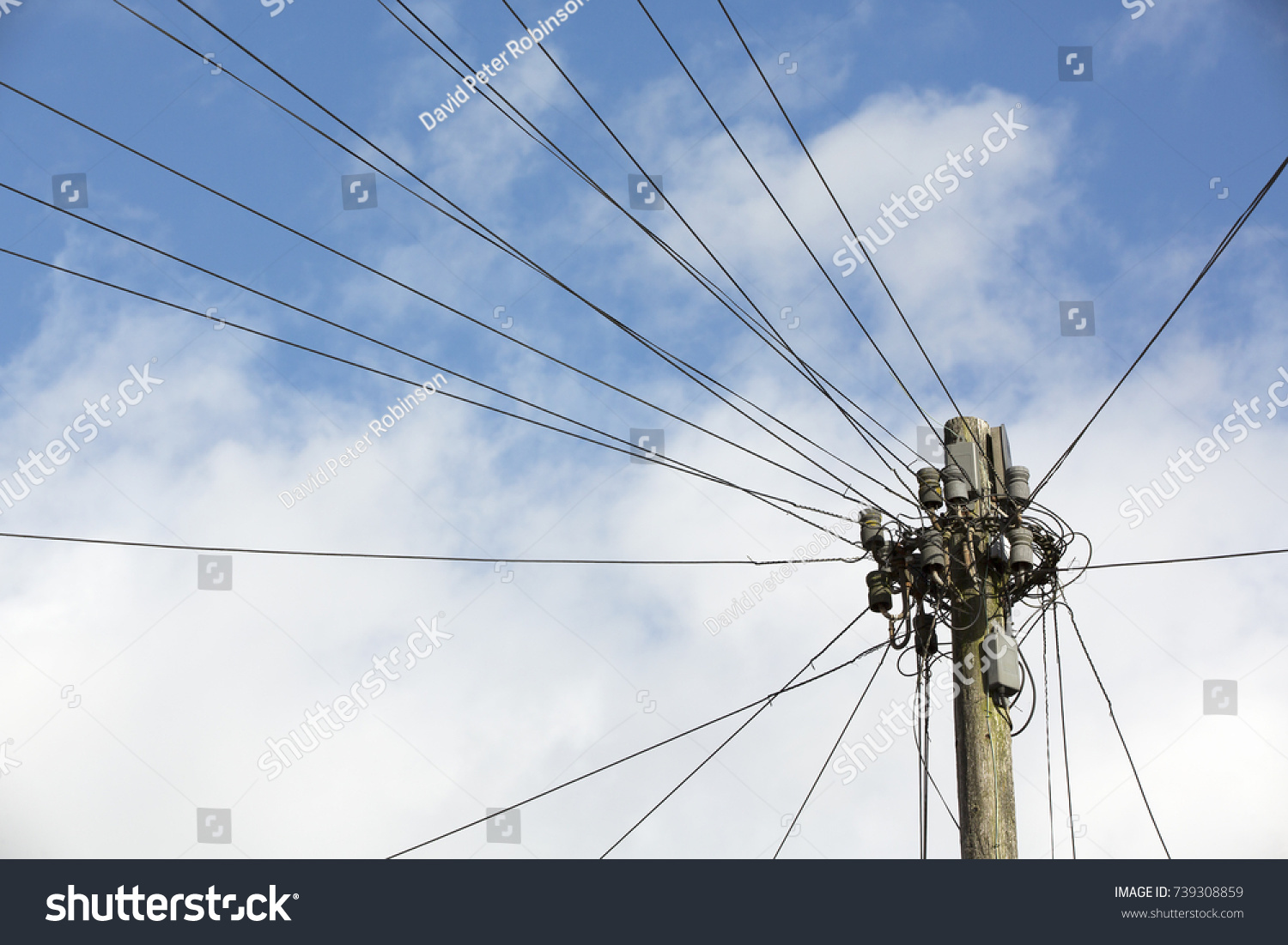 Old Style Electrical Wiring Diagram Oldelectricalwiring3288780jpg Telephone Pole Ceramic Insulators Stock Photo Edit Now Black And White