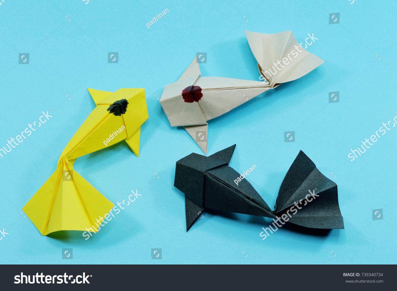 Orig.Kami - Origami koi #origami ,#OrigKami | Facebook | 1098x1500