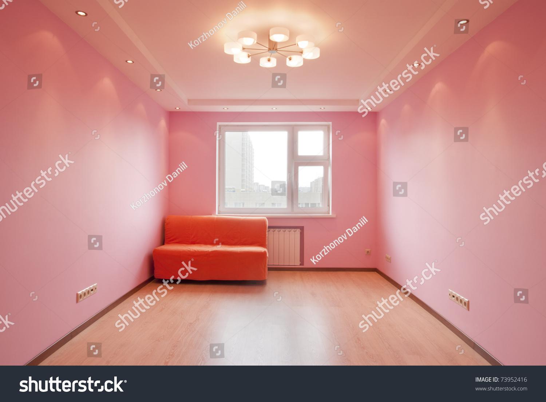 Clean and simple interior design stock photo 73952416 for Clean interior design