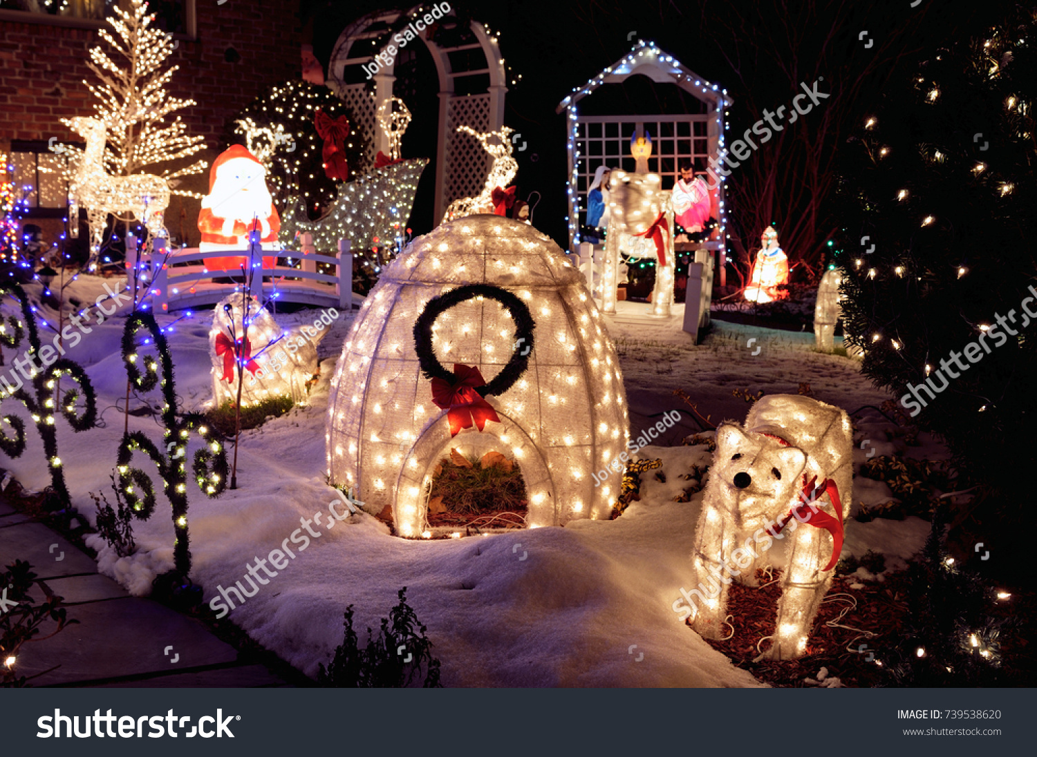 and decorations christmas decor cheap decoration diy ideas lighted outdoor easy