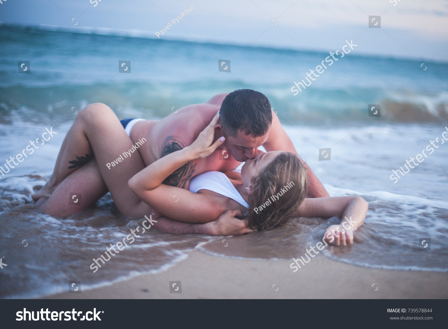 Will couples erotic kissing are