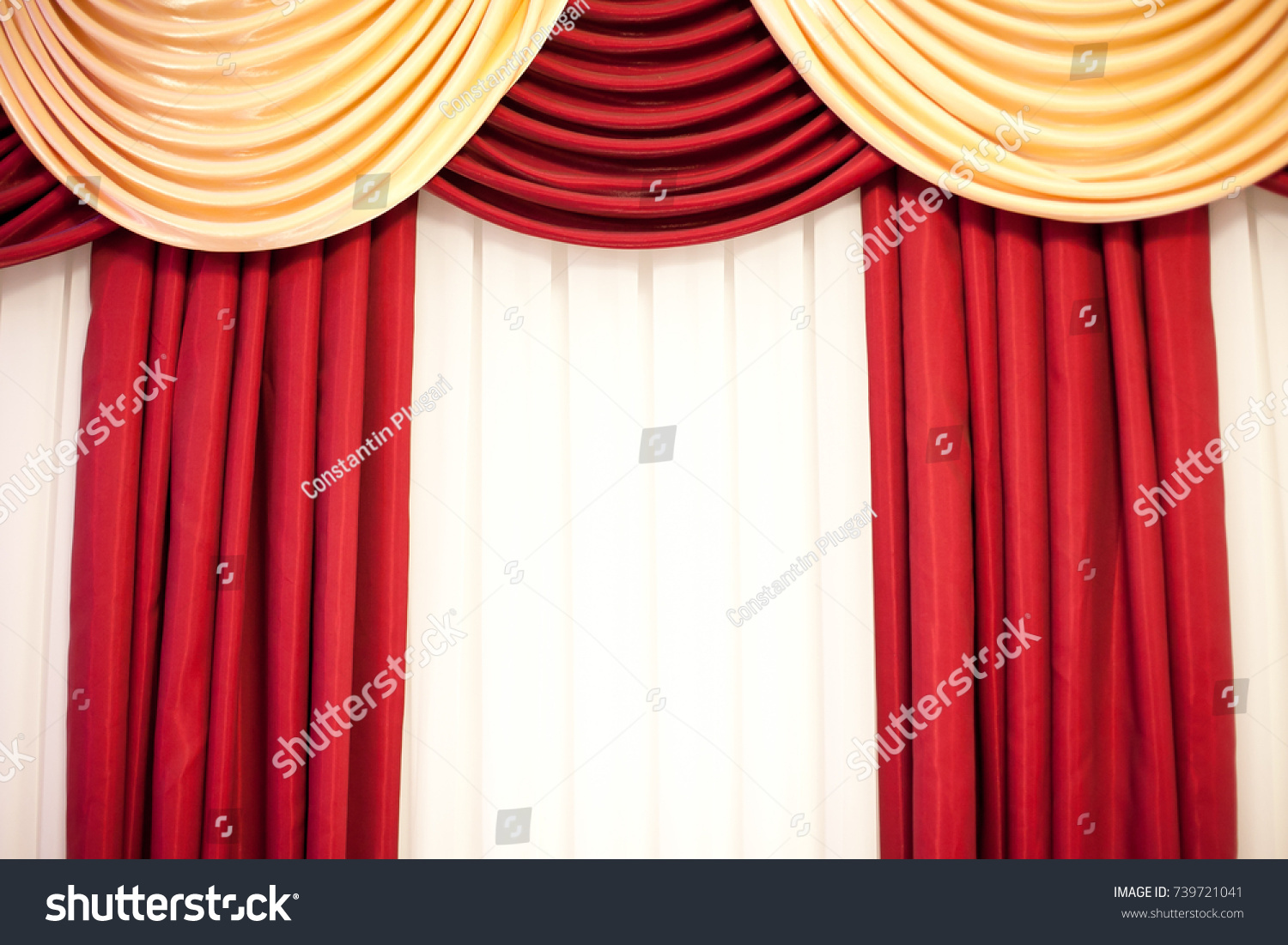 simple gold contemporary design under living red and interior decorating ideas curtains room