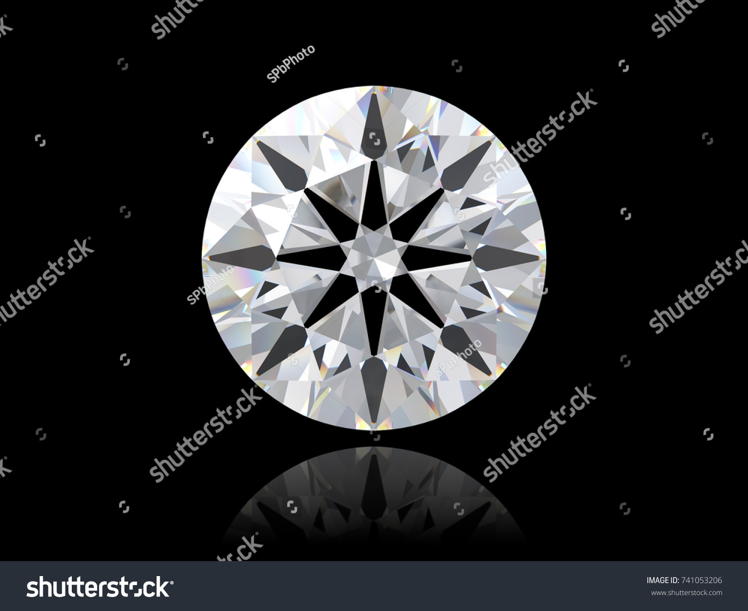 ring white we aset high setting rgl triple gold diamond shoulder classic in cut side sell excellent prong a image certificate proposal gia ideal with super and