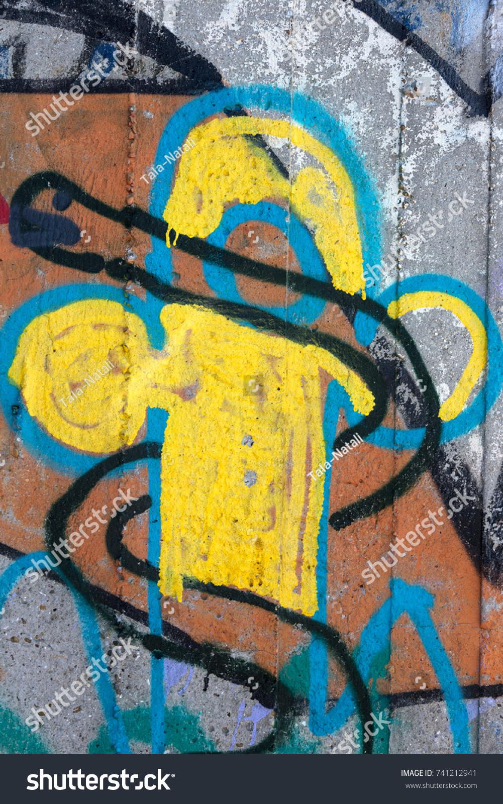 Art Under Ground Beautiful Street Art Stock Photo (Edit Now ...