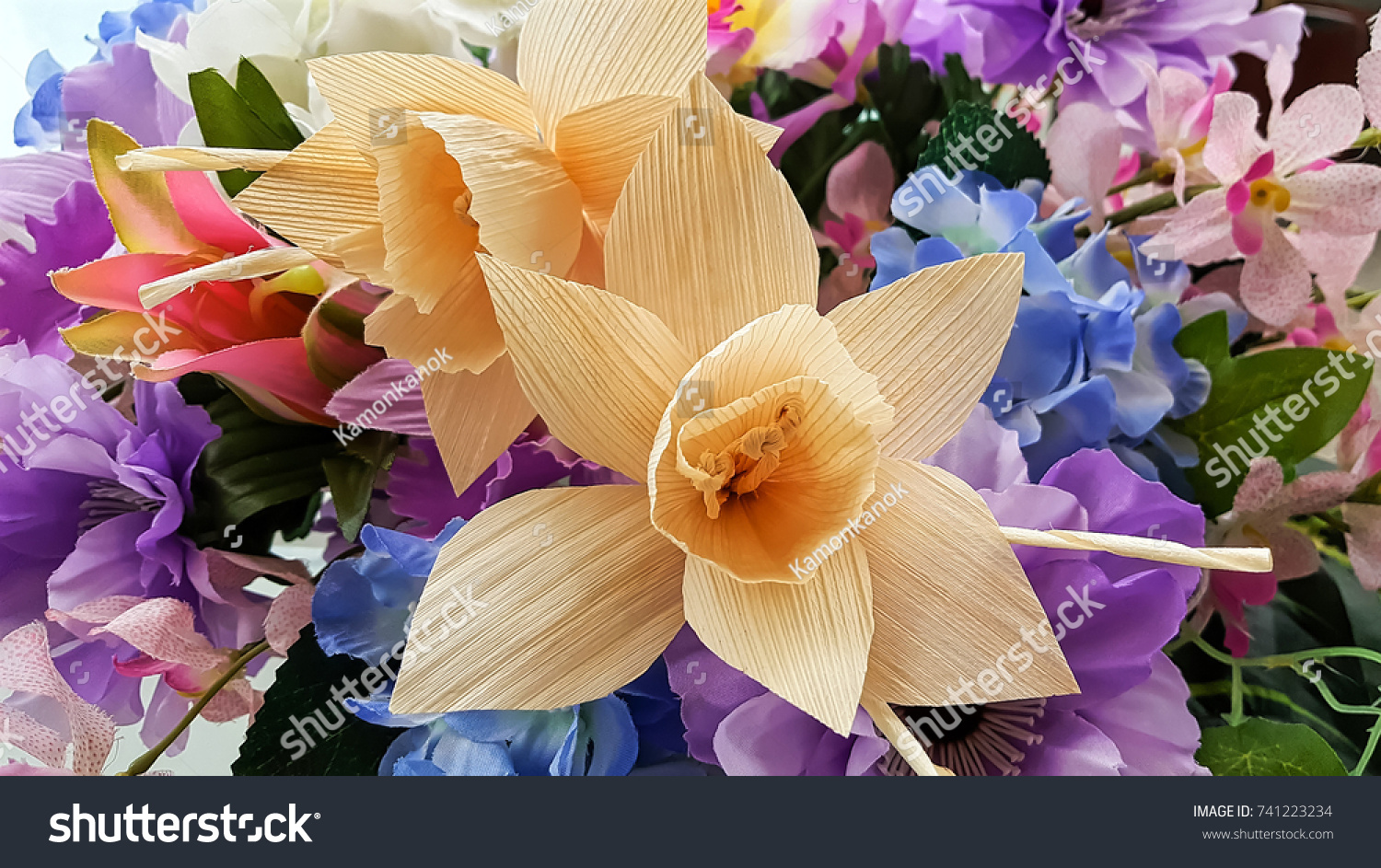 Mourning funeral wood flowers that thai stock photo edit now mourning funeral wood flowers that thai people made for the late hm king bhumibol adulyadejs royal izmirmasajfo