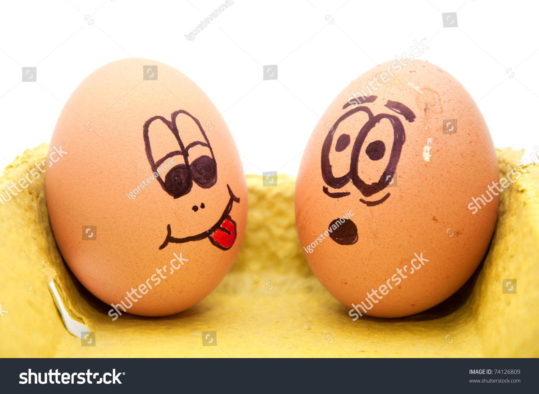 funny eggs emotion mood - photo #18