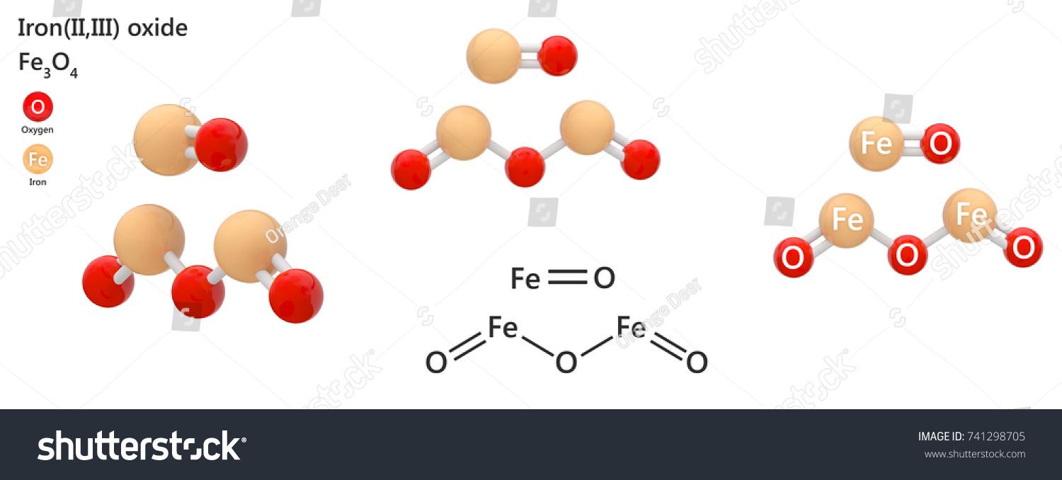 Ironiiiii oxide magnetic iron oxide chemical stock illustration ironiiiii oxide magnetic iron oxide is the chemical compound buycottarizona