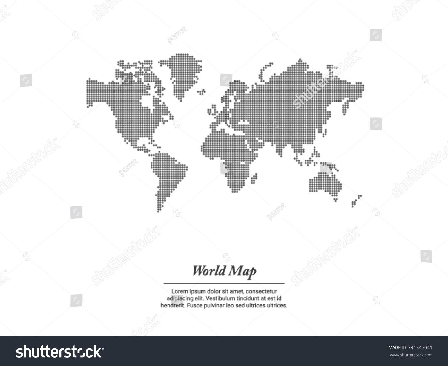 Best popular world map vector globe stock photo photo vector best popular world map vector globe template for anything world wide website design gumiabroncs Images