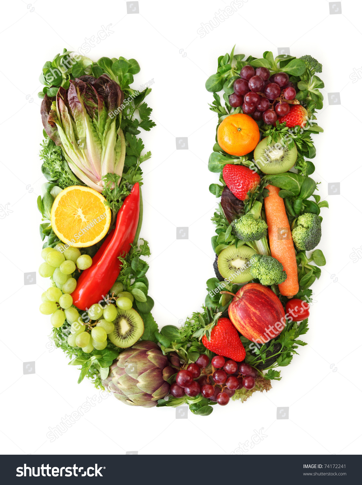 Food Beginning With Z  Letters