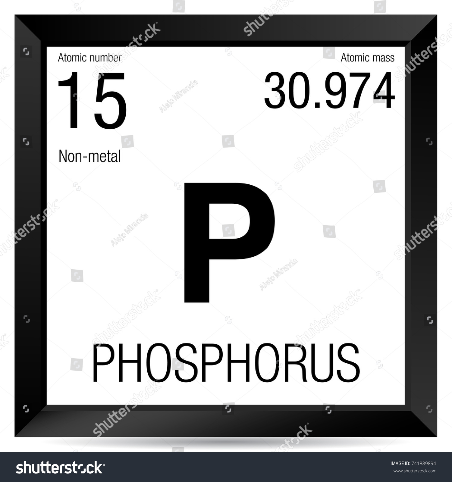 Phosphorus symbol periodic table gallery periodic table images phosphorus symbol element number 15 periodic stock vector phosphorus symbol element number 15 of the periodic gamestrikefo Image collections