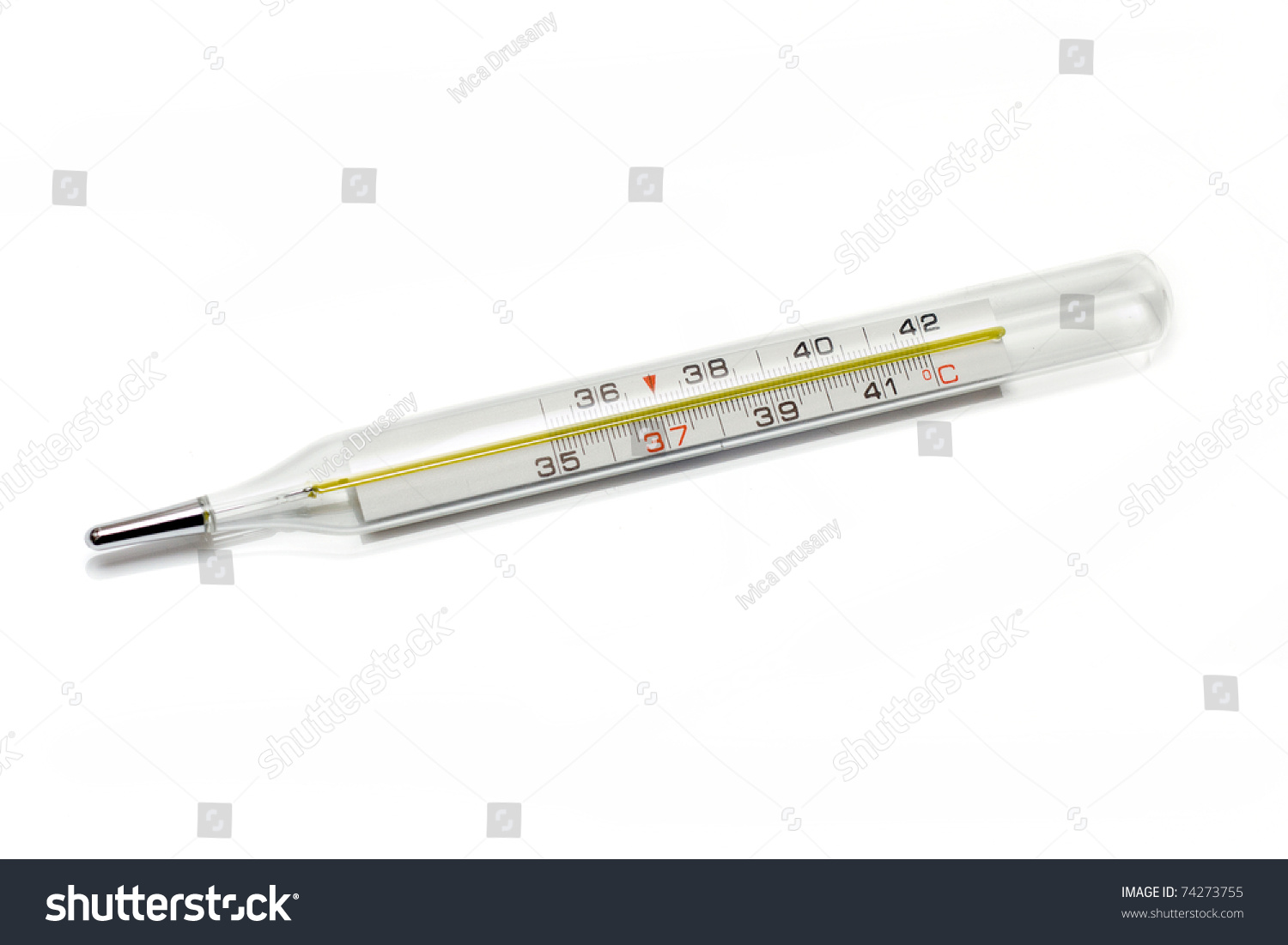 Mercury Glass Thermometer Www Pixshark Com Images