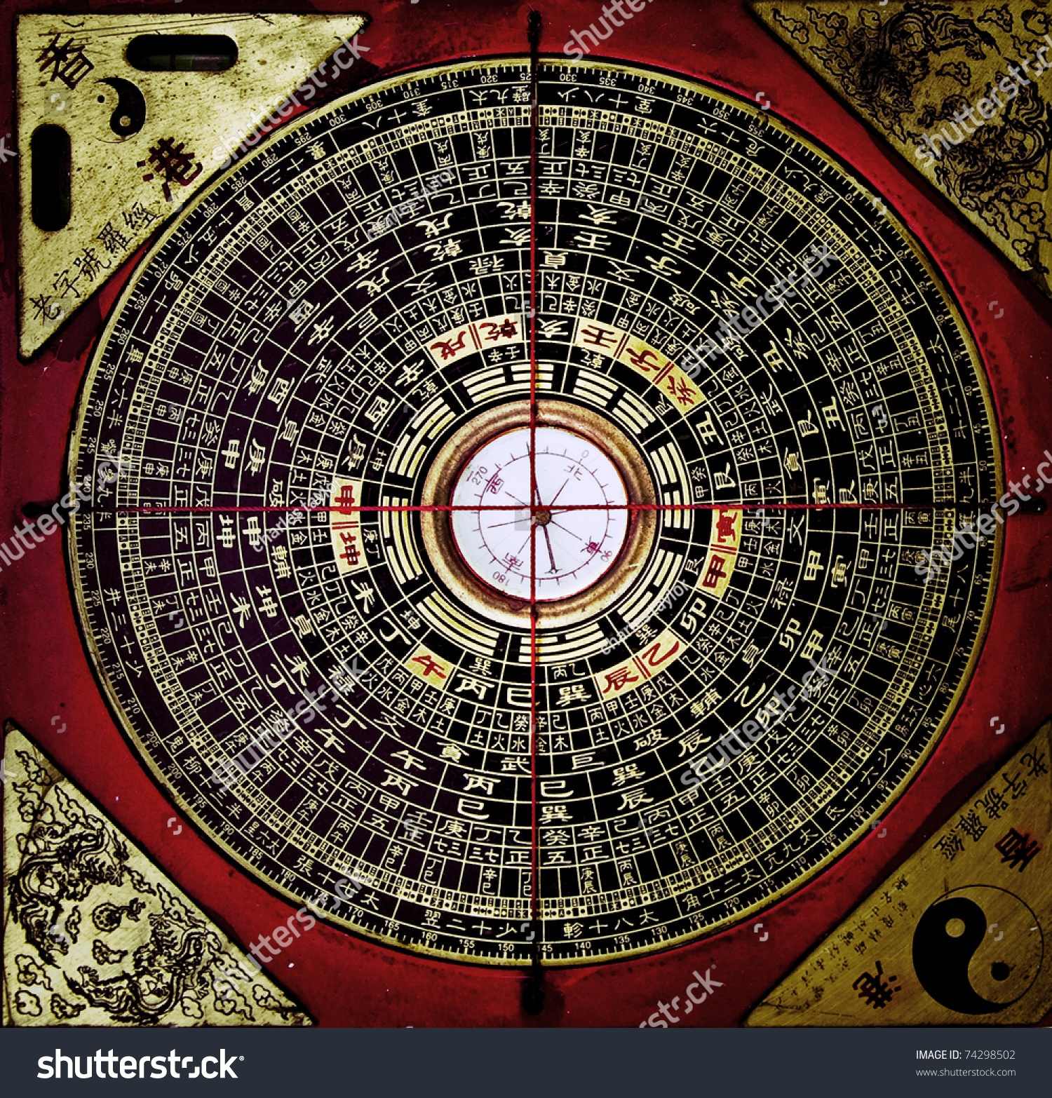 antique chinese compass for feng shui preview save to a lightbox chinese feng shui compass
