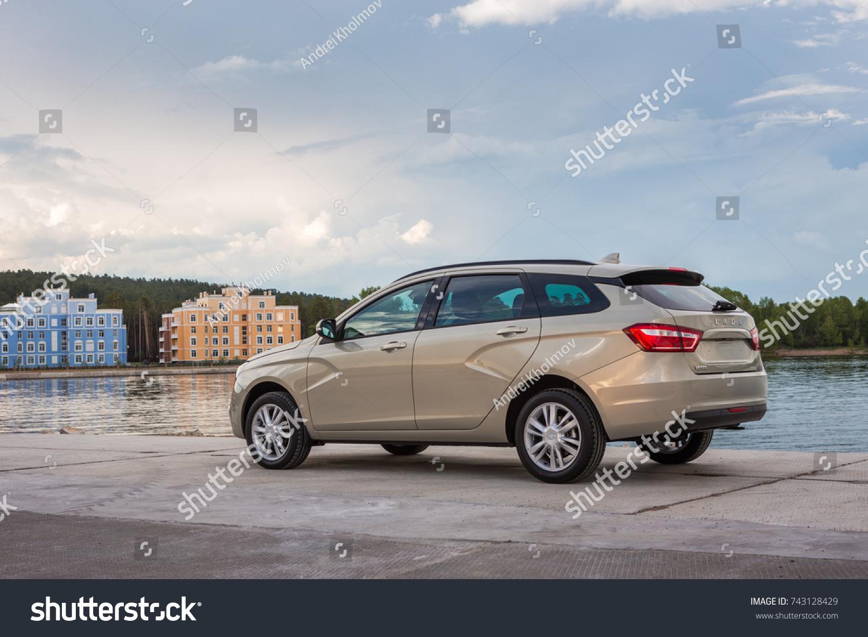 Lada Vesta - technical characteristics of a Russian middle class car