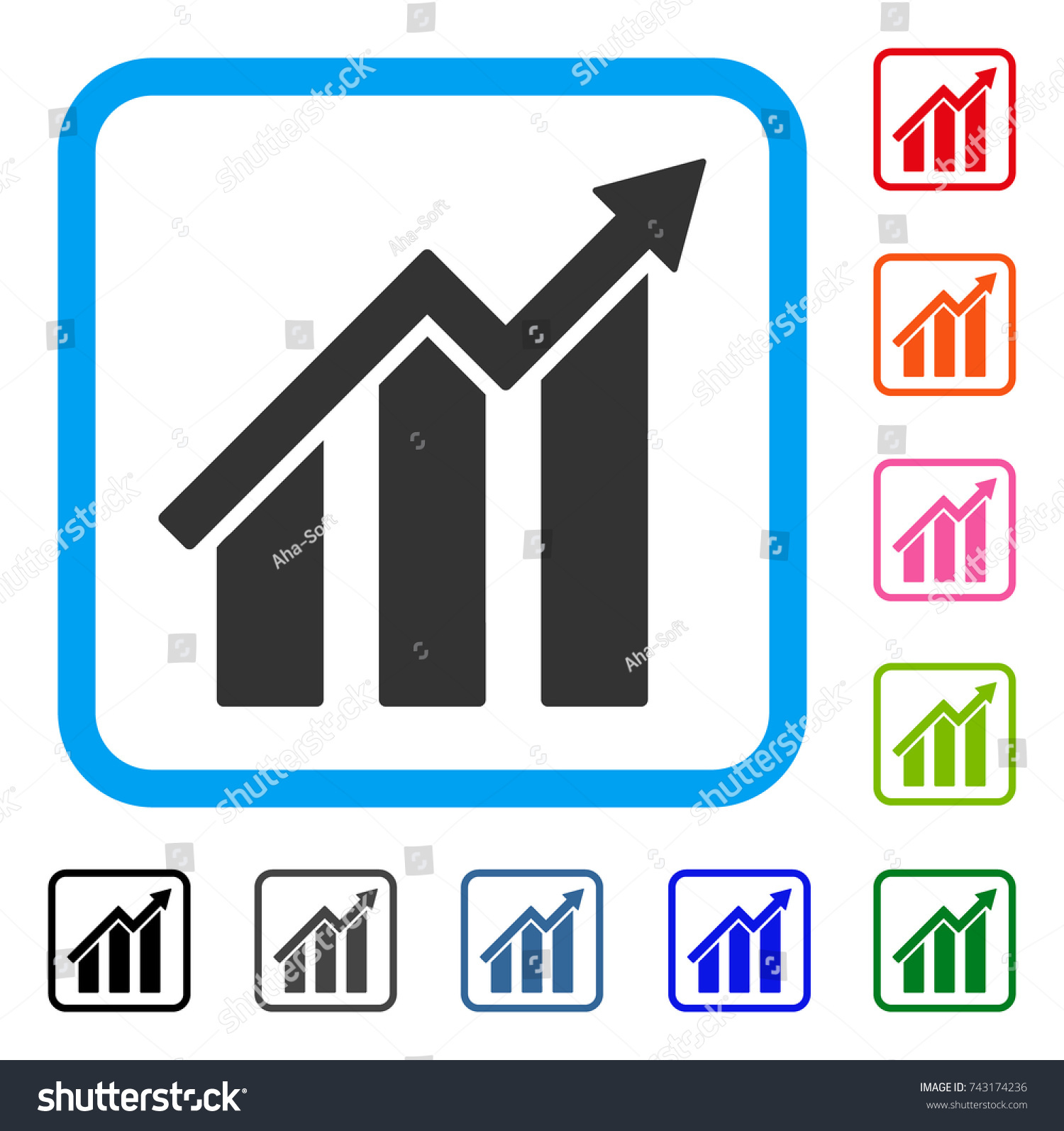 Growth chart app gallery free any chart examples growth chart icon flat grey iconic stock vector 743174236 growth chart icon flat grey iconic symbol nvjuhfo Gallery