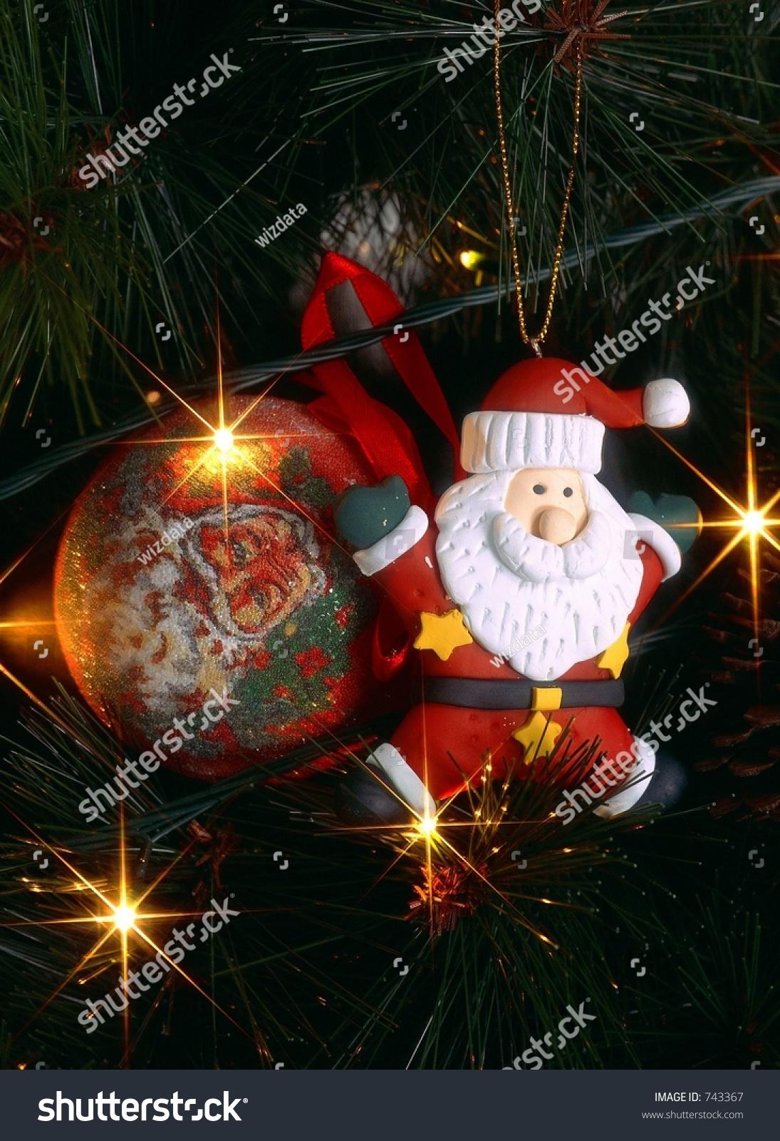 Christmas decoration photo editor : Image photo editor shutterstock