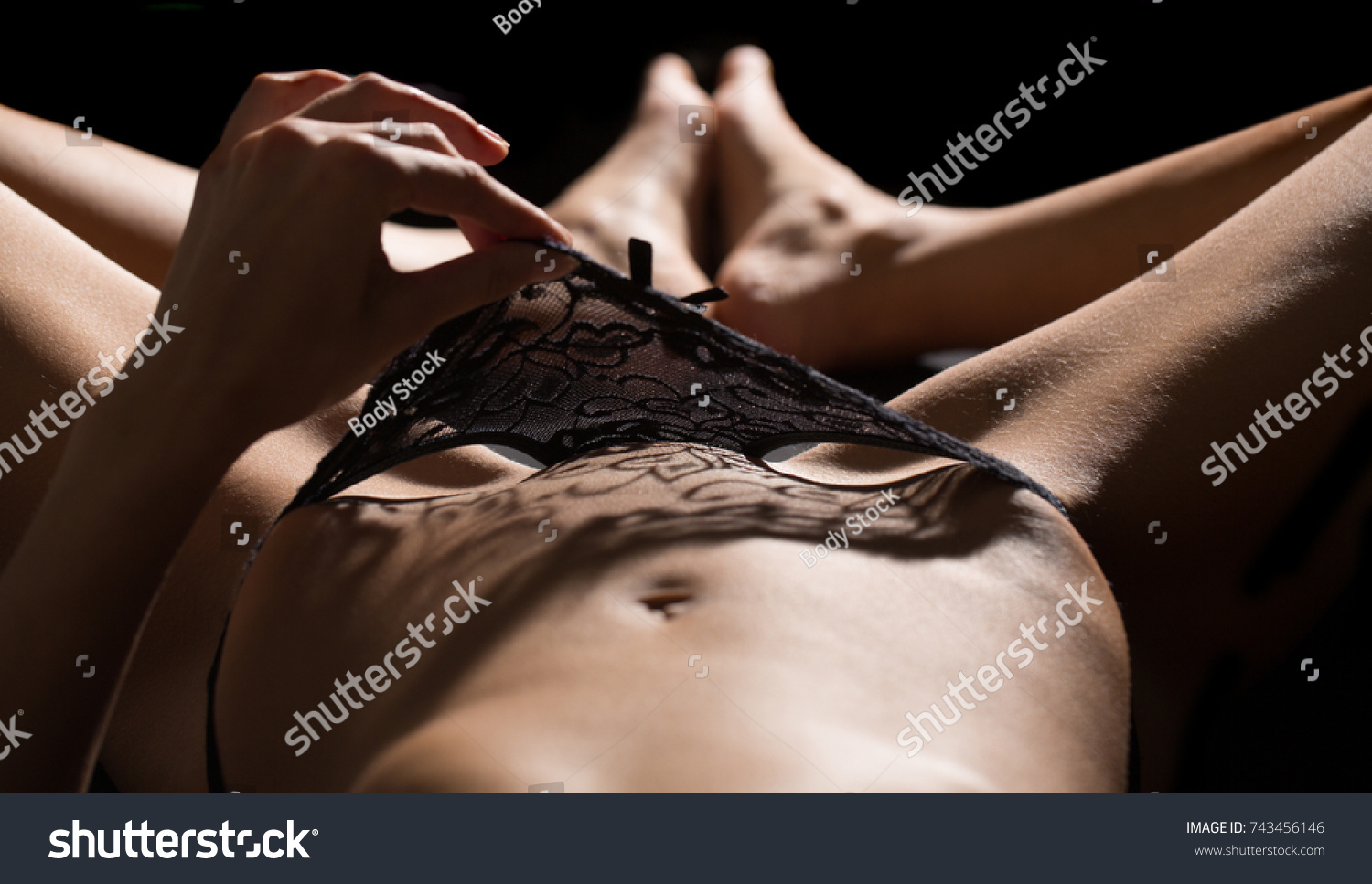 Sexy Girl Sexy Woman Woman Masturbating Stock Photo -4042