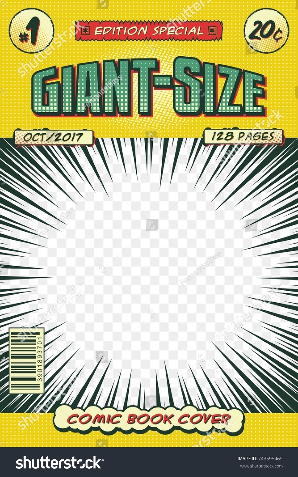 Ausgezeichnet Comic Buch Cover Vorlage Bilder - Entry Level Resume ...