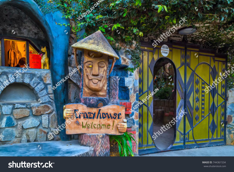 Da Lat City Vietnam January 28 Stock Photo 744361534 - Shutterstock