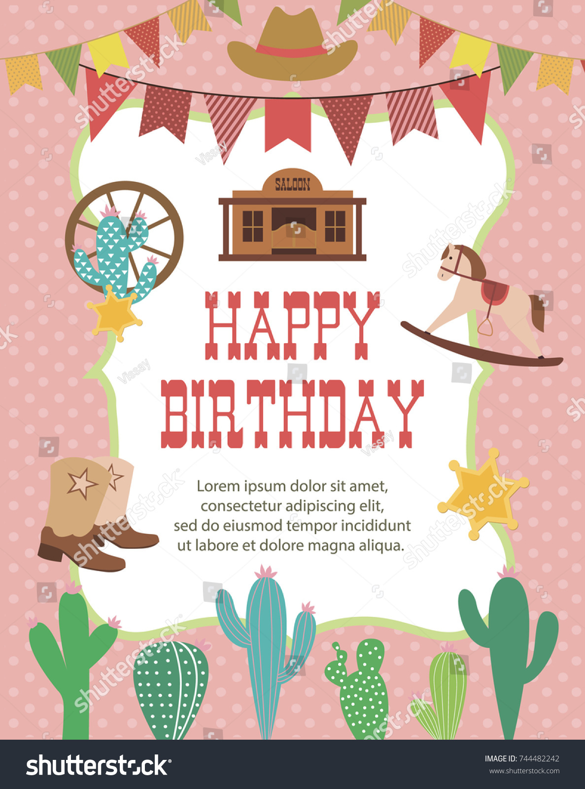 Cowboy Party Invitation Images - Party Invitations Ideas