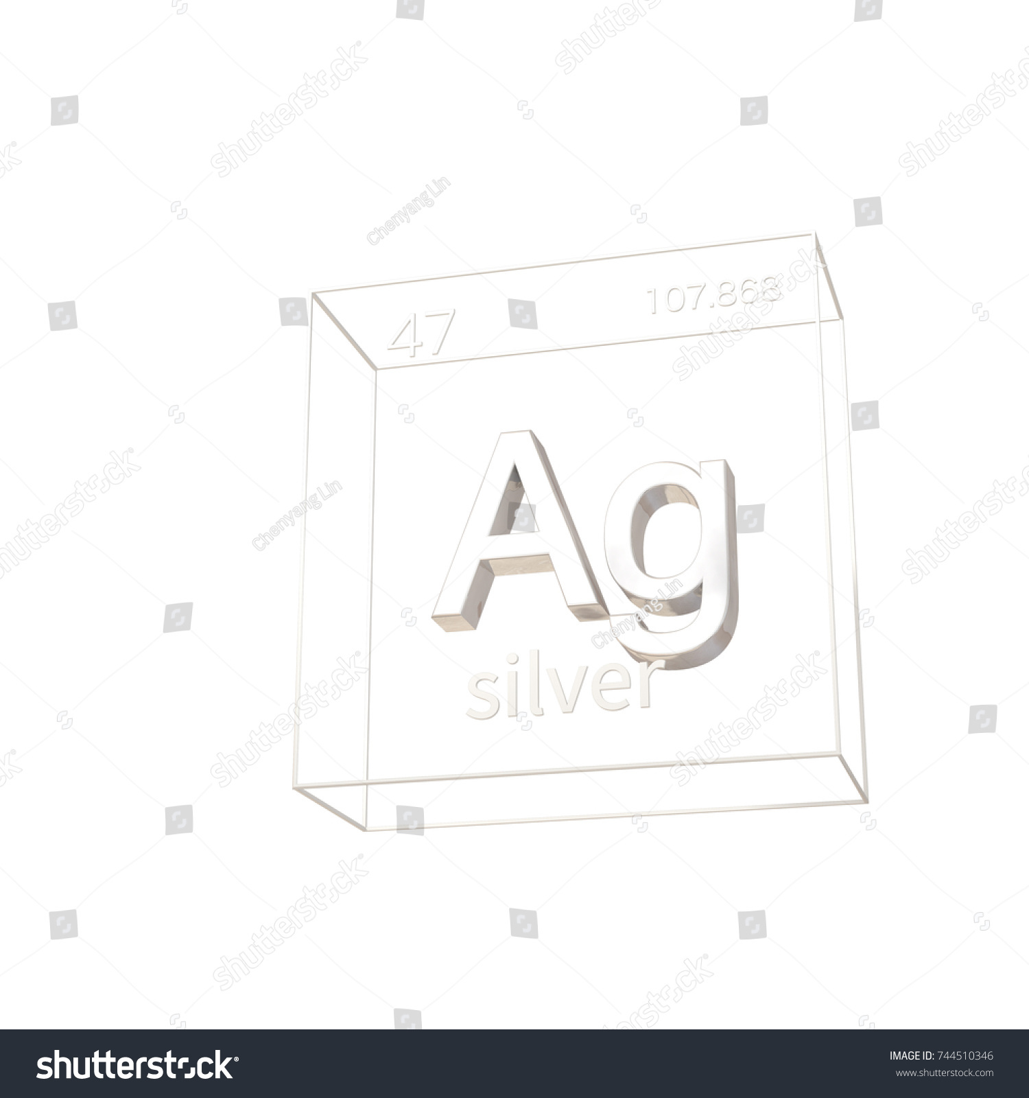 Periodic table gold and silver choice image periodic table images periodic table gold and silver choice image periodic table images 3d render silver chemical element atomic gamestrikefo Choice Image