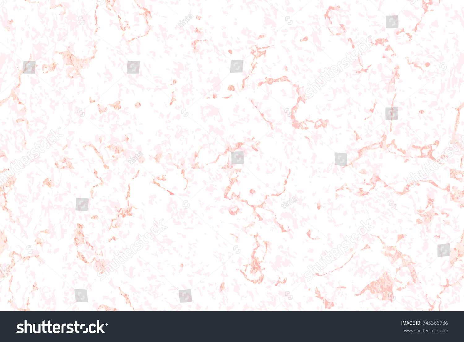 white marble texture seamless. Seamless pattern  White marble texture with rose gold Holiday background Trendy template for Pattern Marble Texture Rose Stock Illustration