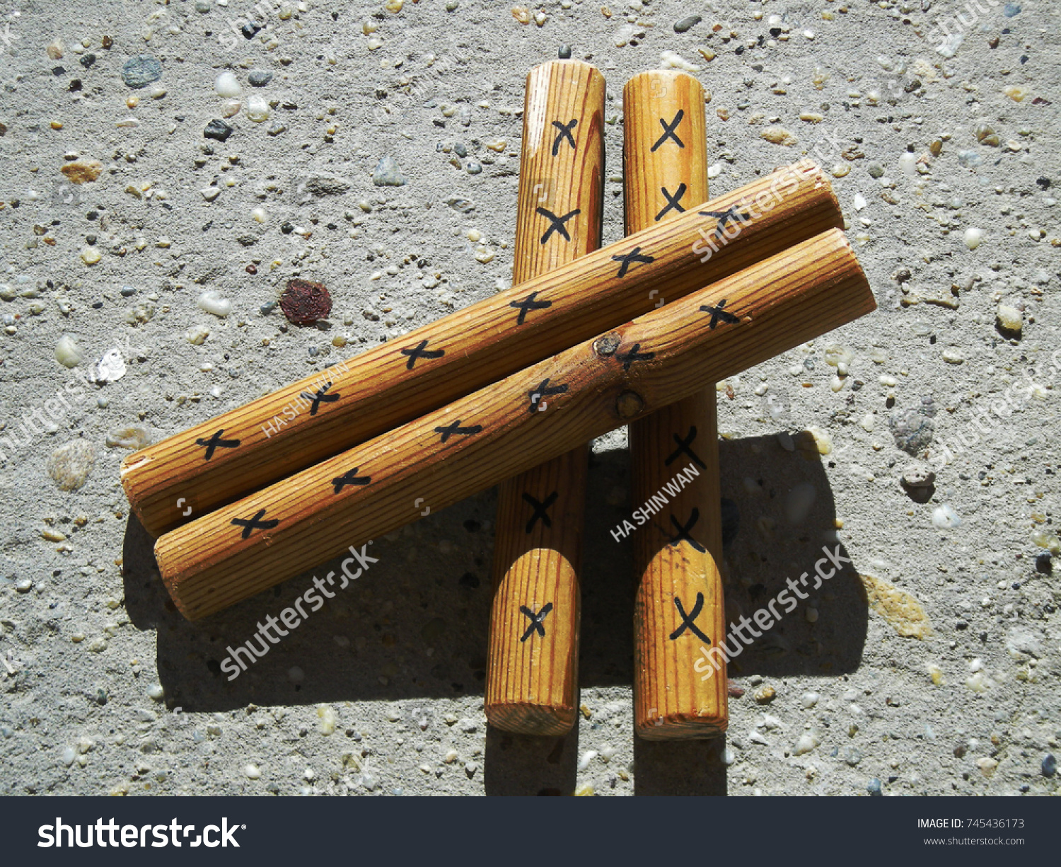 Korean Traditional Game Stock Photo Edit Now 745436173 Shutterstock