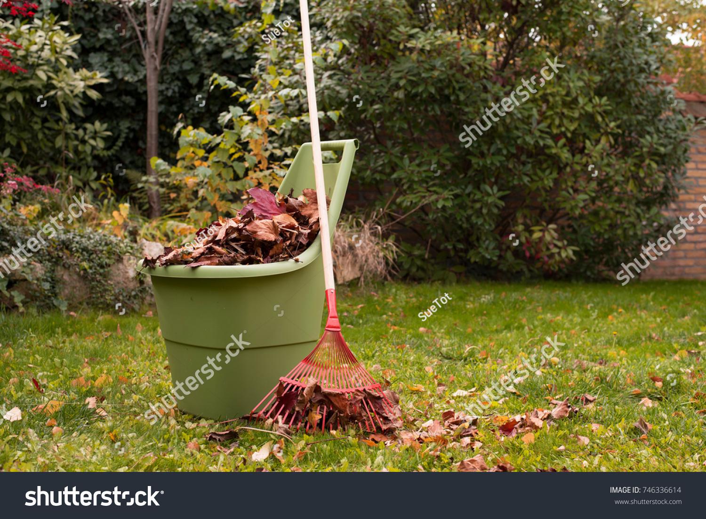 Autumn garden works | EZ Canvas