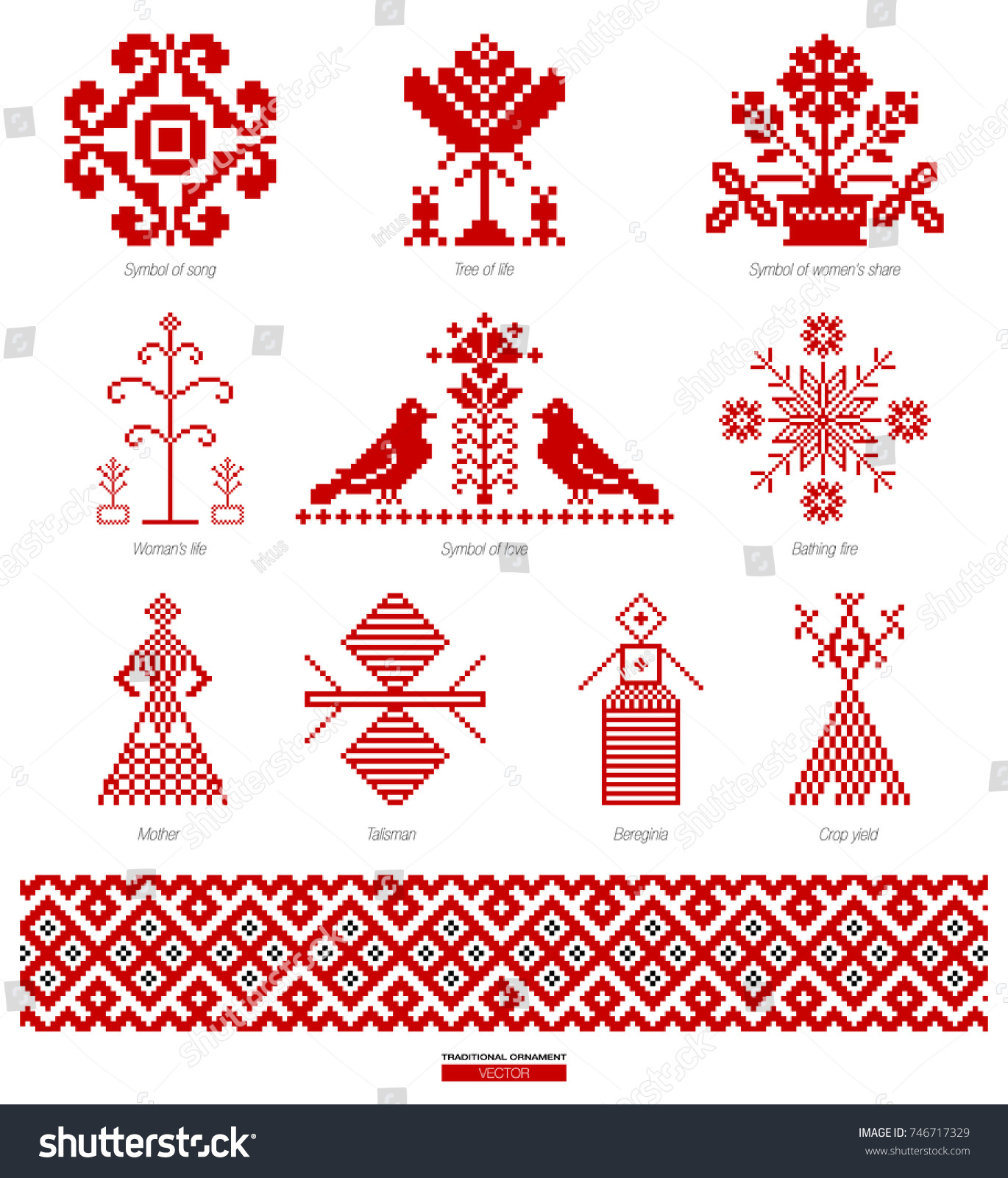 Symbol of song gallery symbol and sign ideas symbol of song images symbol and sign ideas slavic red belarusian national symbol ornament stock vector buycottarizona