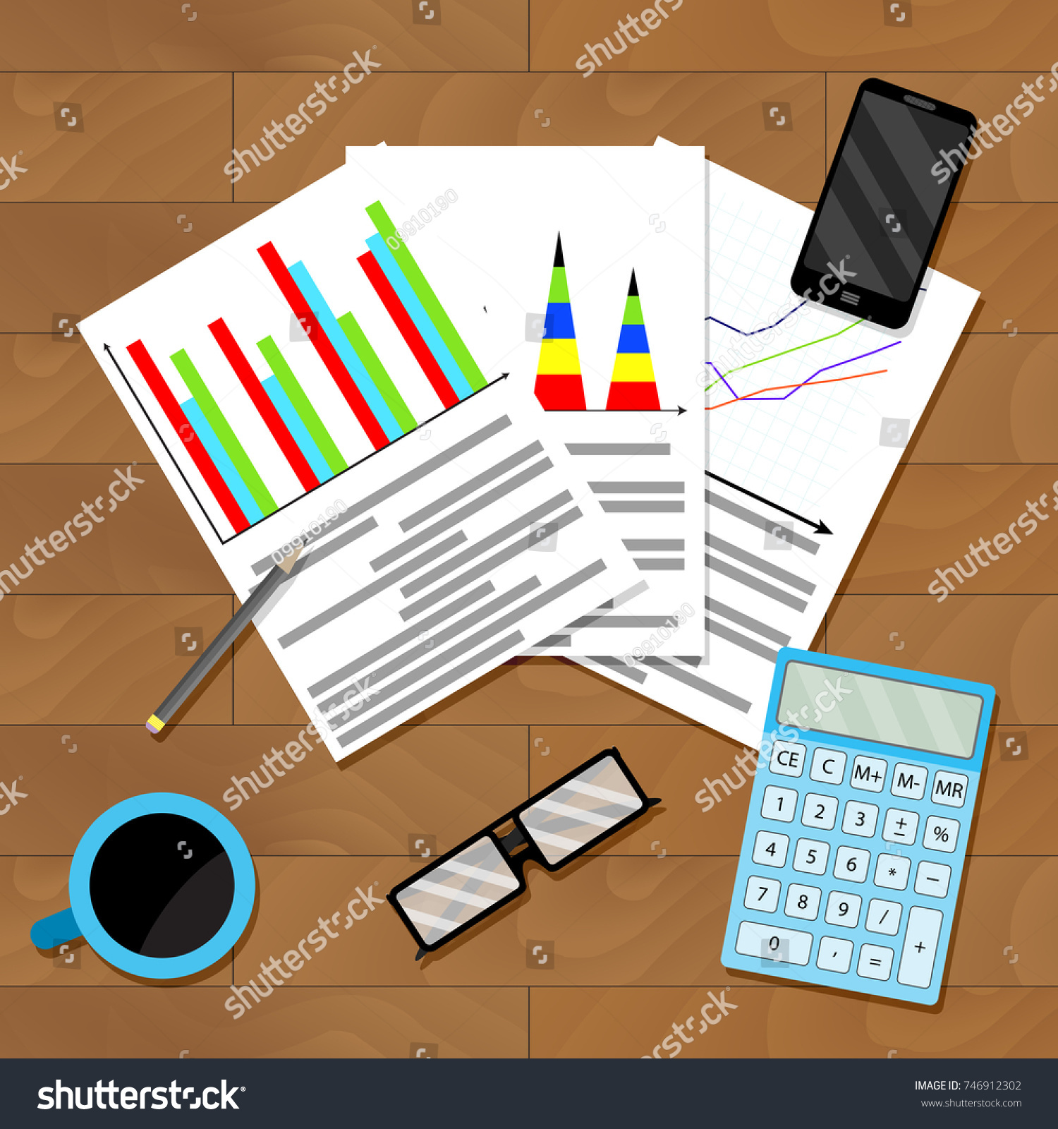 Document diagram graph on table research stock illustration document diagram graph on table research stock illustration 746912302 shutterstock ccuart Image collections