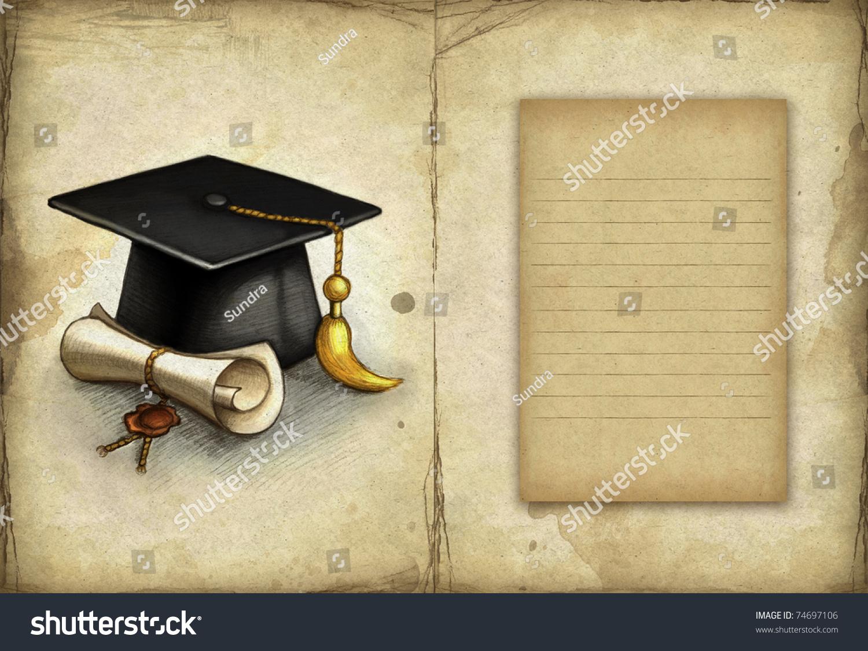 paper graduation cap Reminisce - the graduate collection - 12 x 12 double sided paper - graduation cap: easily capture the memories of that special night using the graduation cap 12 x 12.