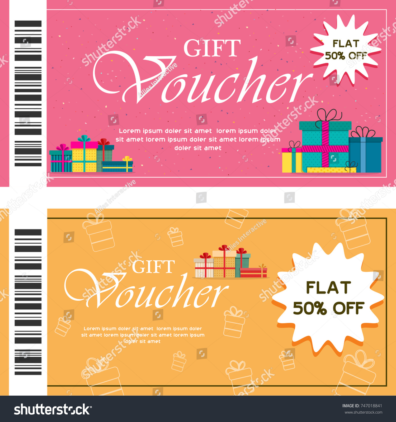 Business Voucher Template  Business Voucher Template