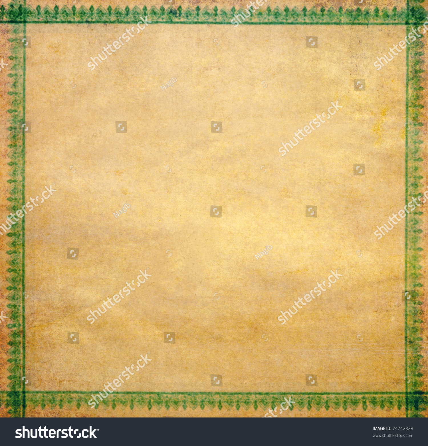 old scroll background stock illustration 74742328 - shutterstock, Powerpoint templates