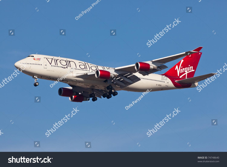 Virgin Air New York La