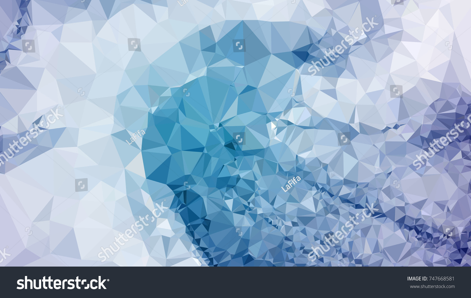 Low Poly Mosaic Background Template Design Stock Vector Royalty - Print brochure templates