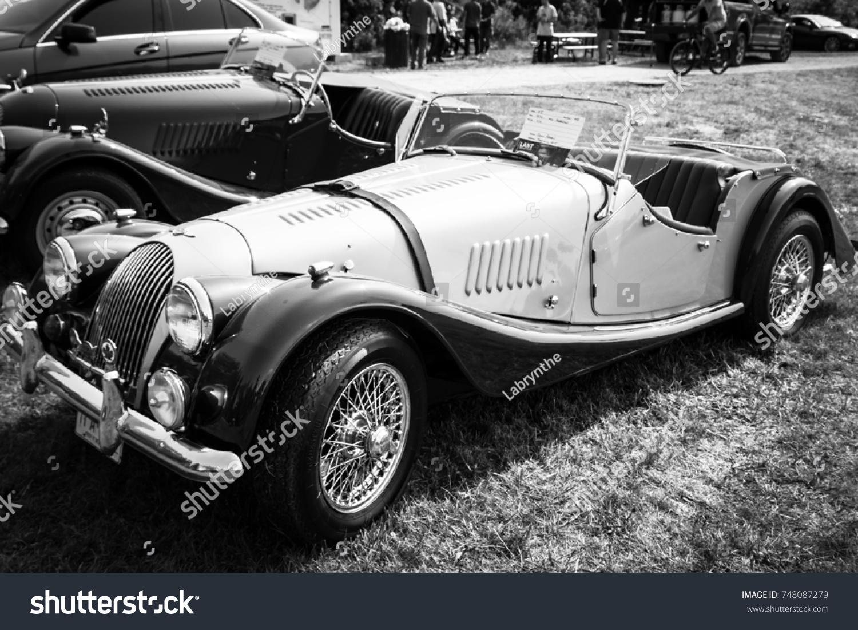 Ontario Sept 2017 British Cars On Stock Photo 748087279 - Shutterstock