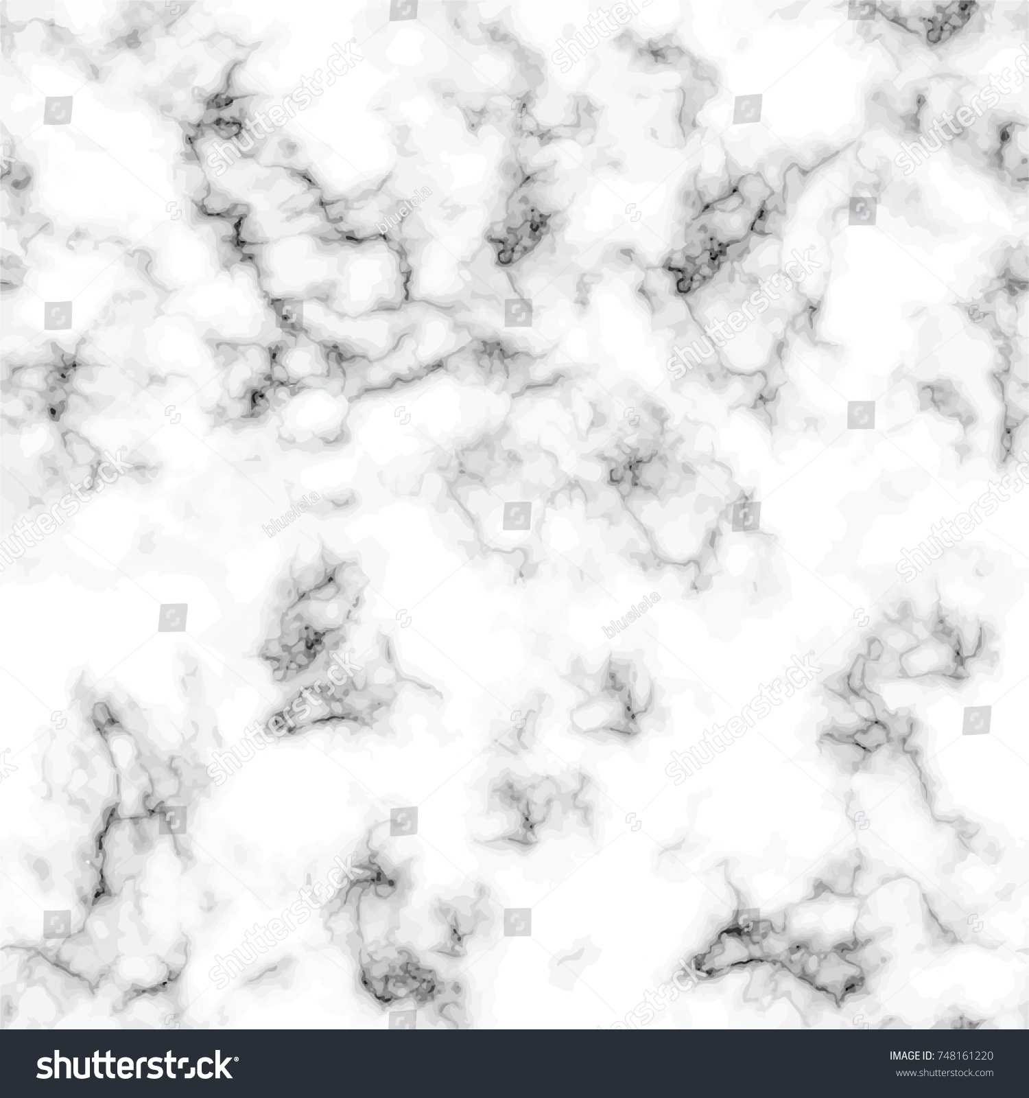 white marble texture seamless. Vector marble texture design seamless pattern  black and white marbling surface modern luxurious background Marble Texture Design Seamless Pattern Stock