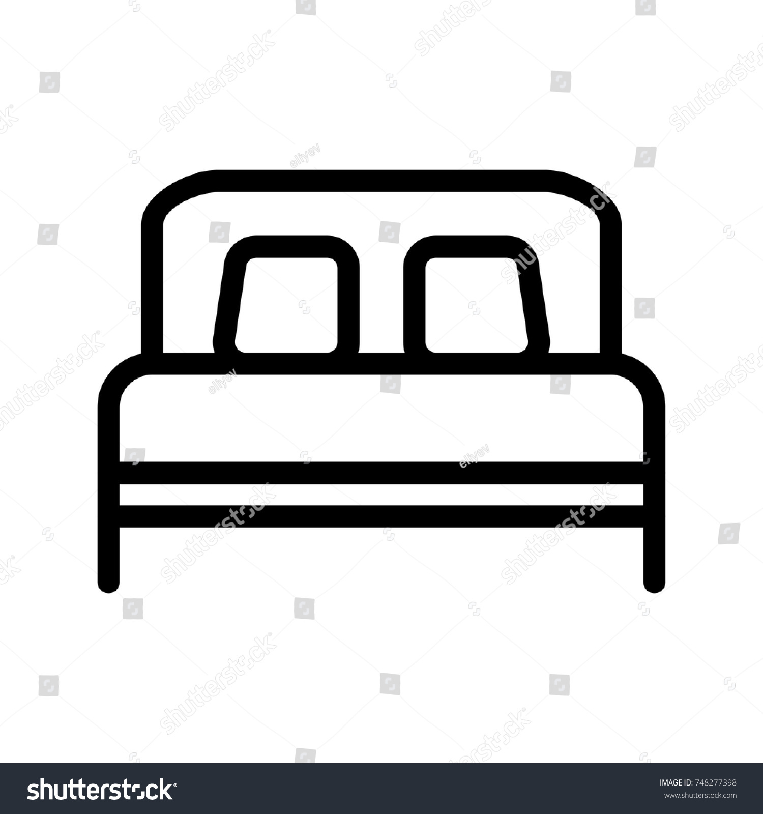 slumber plush rest symbol product mattress view