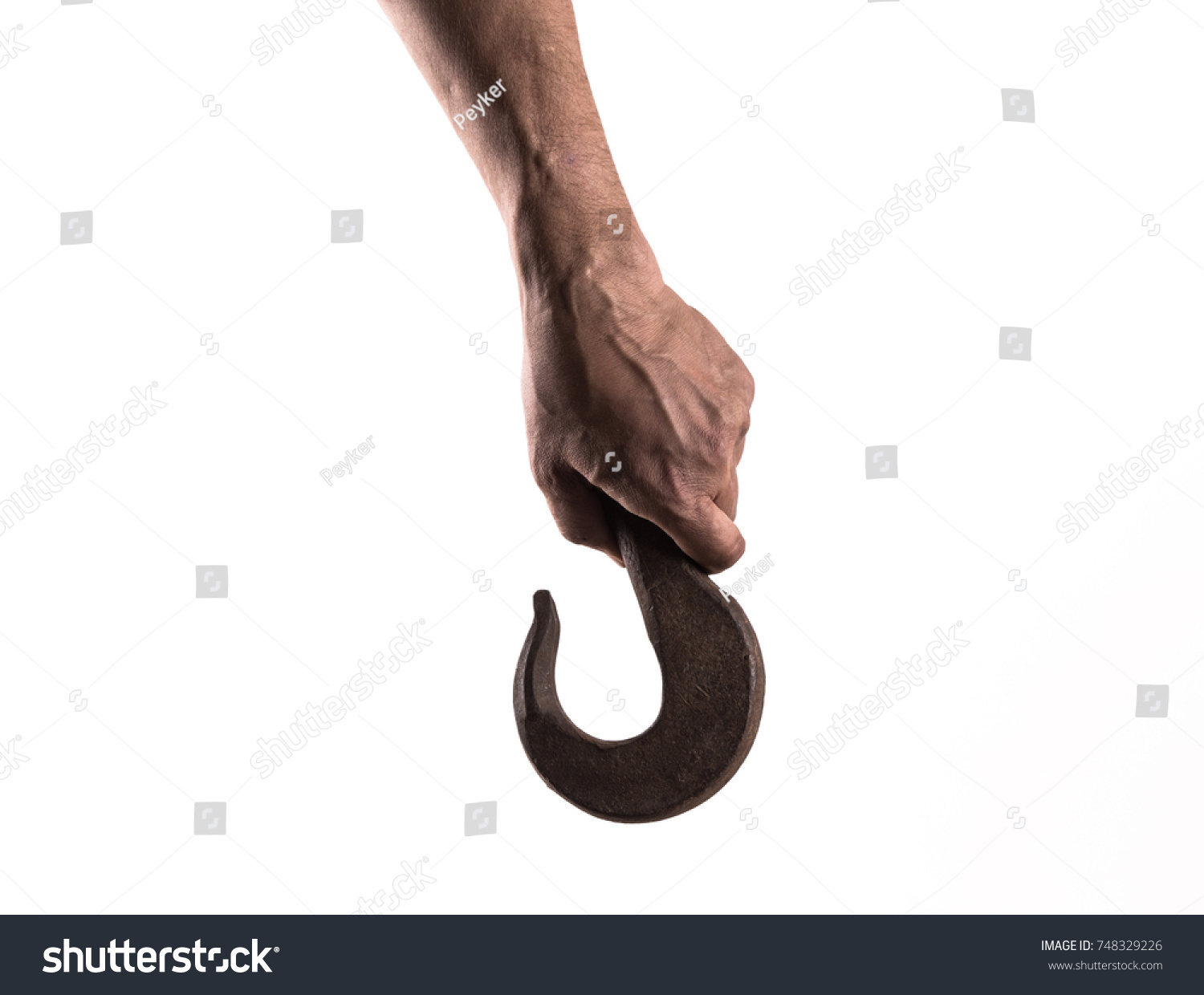 Hand Hook Horror Stock Photo Edit Now 748329226 Described in the monster manual (5e). shutterstock