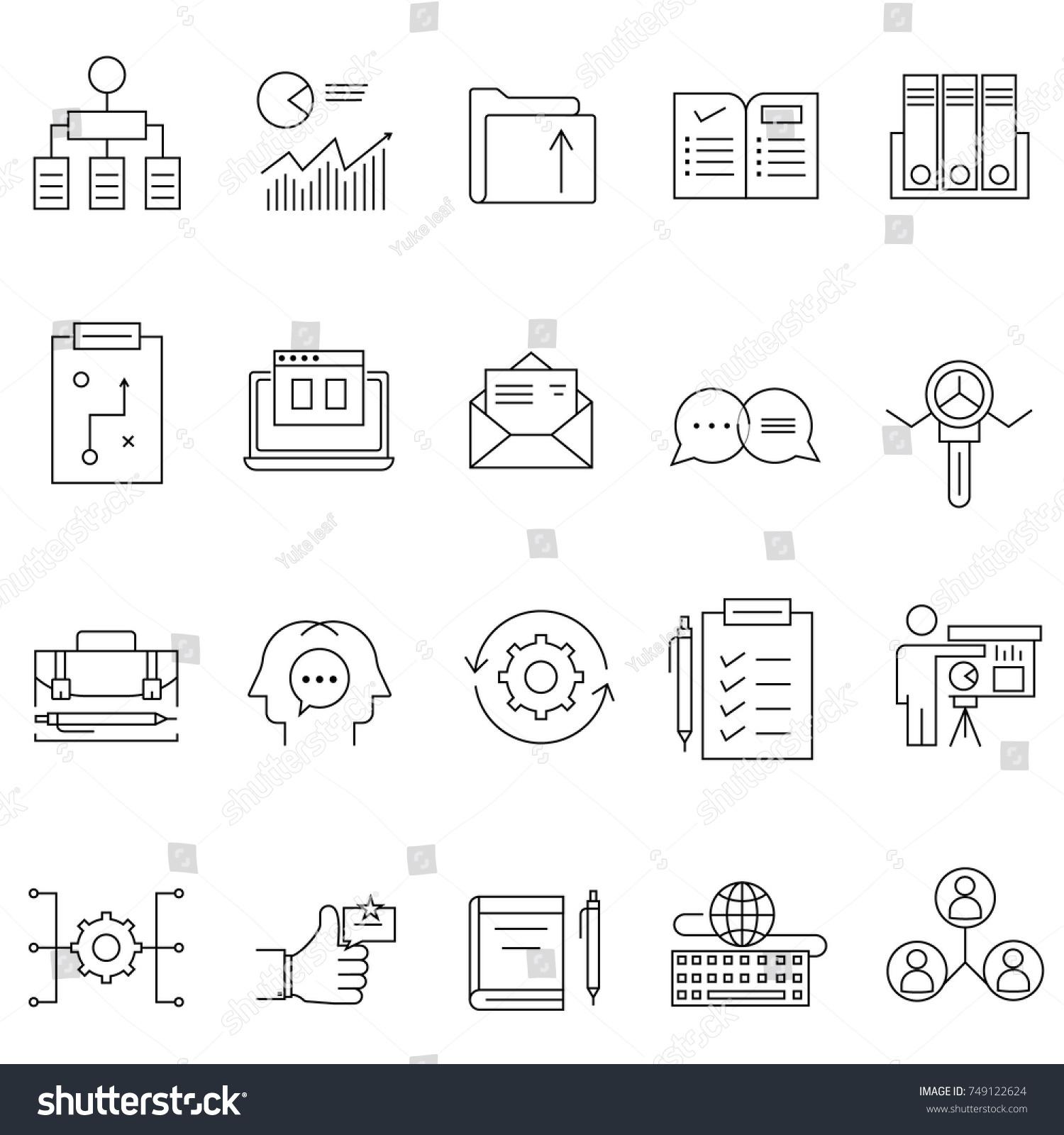 Work flow business line icon illustration chart stock vector work flow and business line icon illustration chart flow chart internet technology nvjuhfo Choice Image