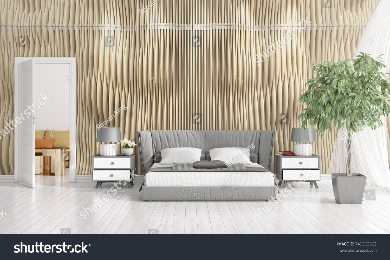 Schlafzimmer modern tapezieren schlafzimmer einrichten mit