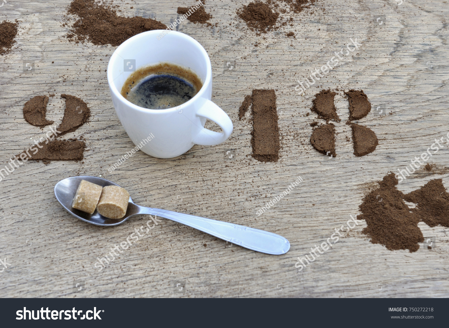 ground coffee stock photo - photo #33