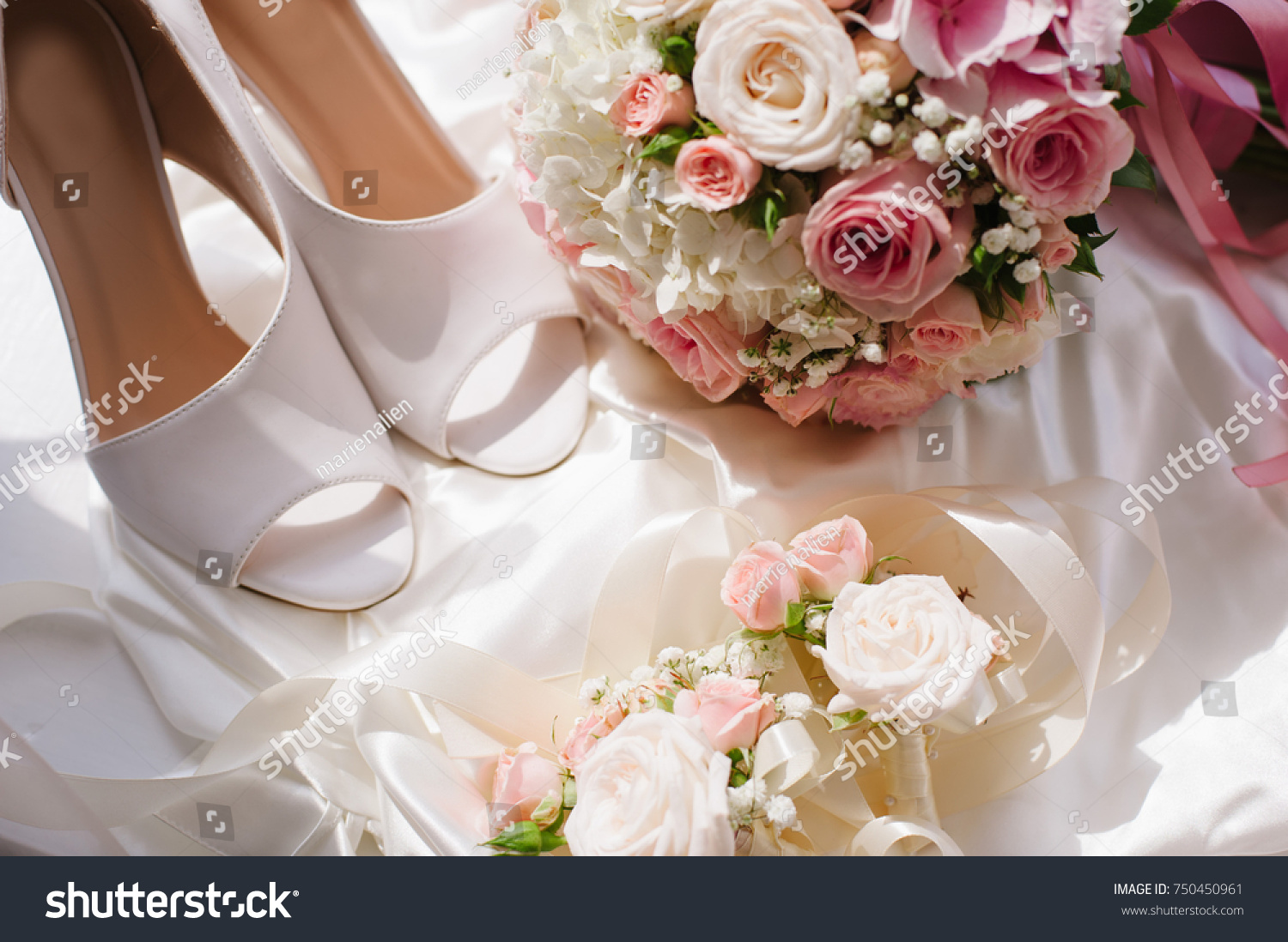 Beautiful Bouquet Of Flowers Photo Flower Wallpapers Wedding The Bride