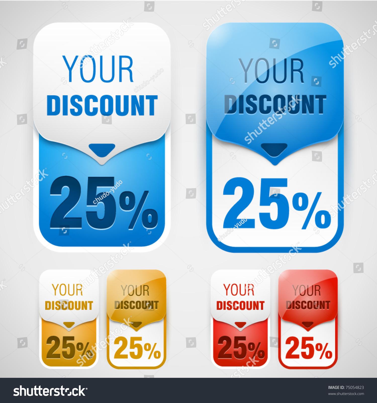 Discount Labels