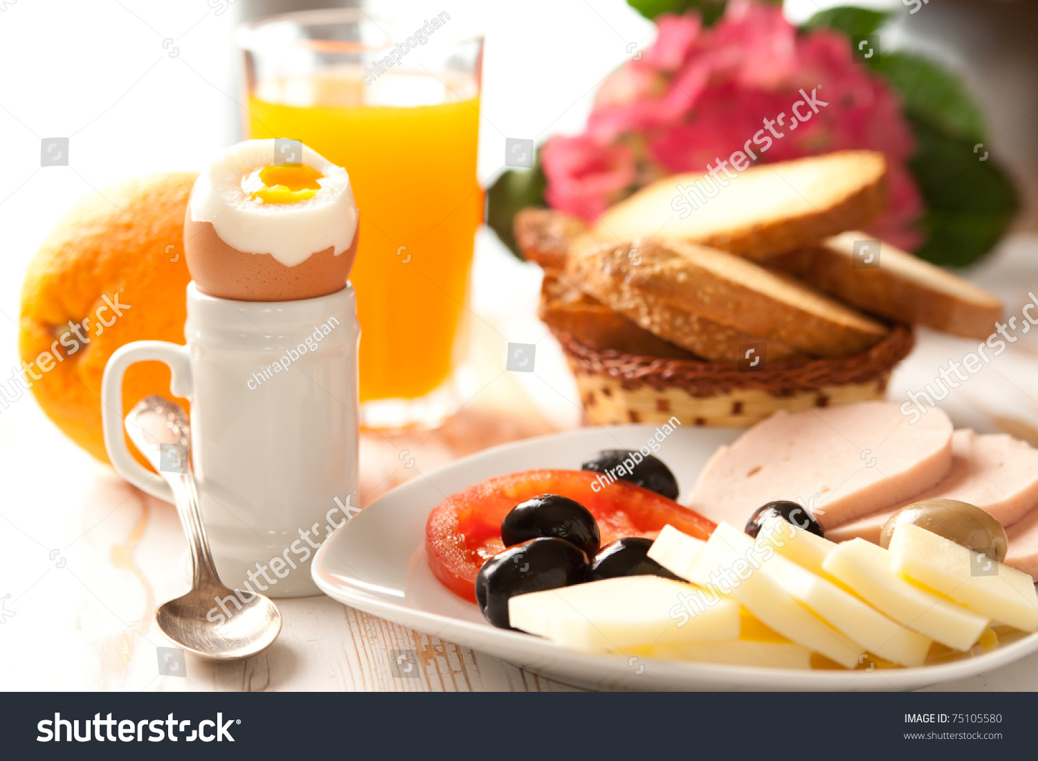 how to make continental breakfast