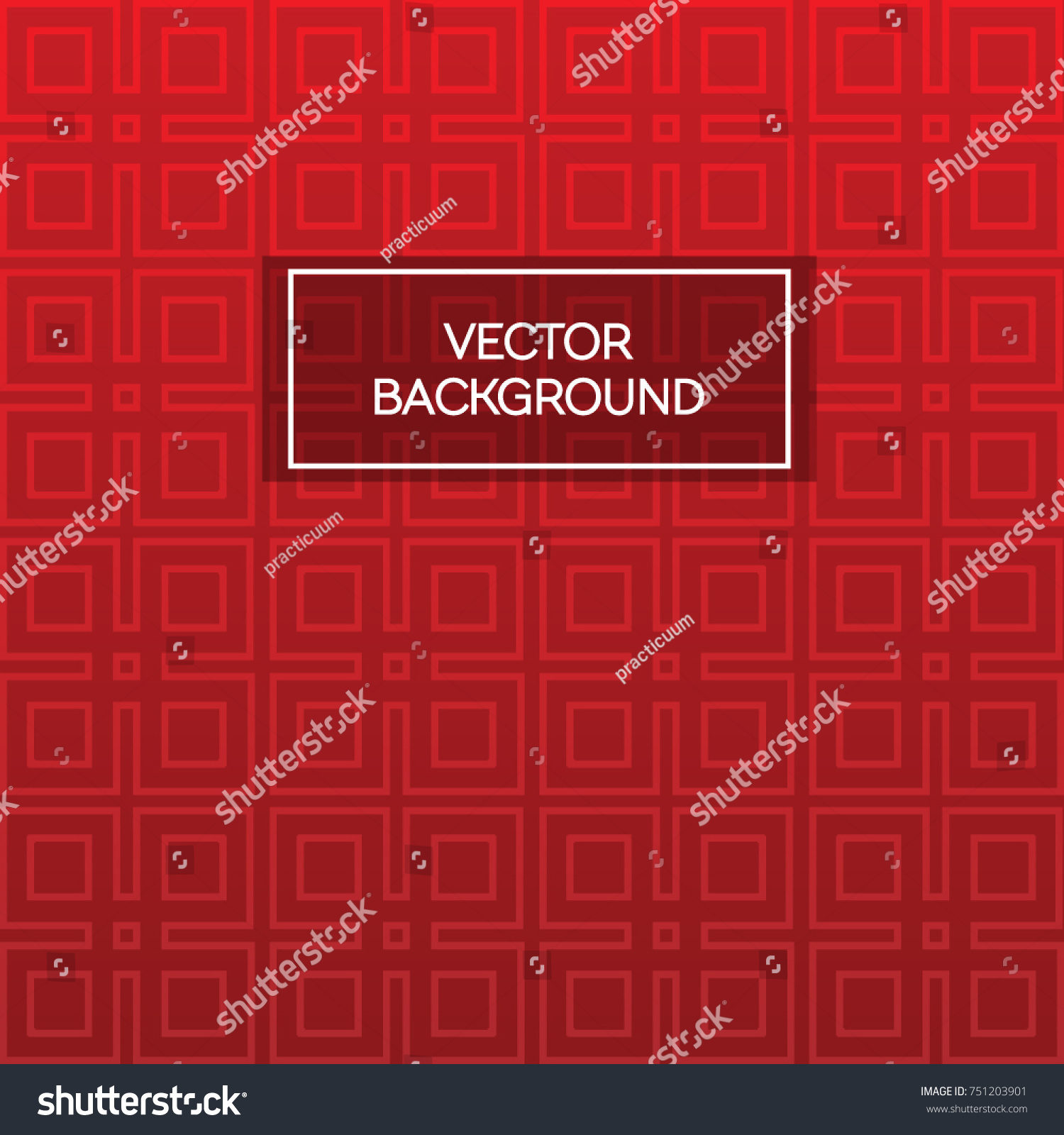 Red Chinese Traditional Vector Pattern Oriental Simple Wallpaper Background