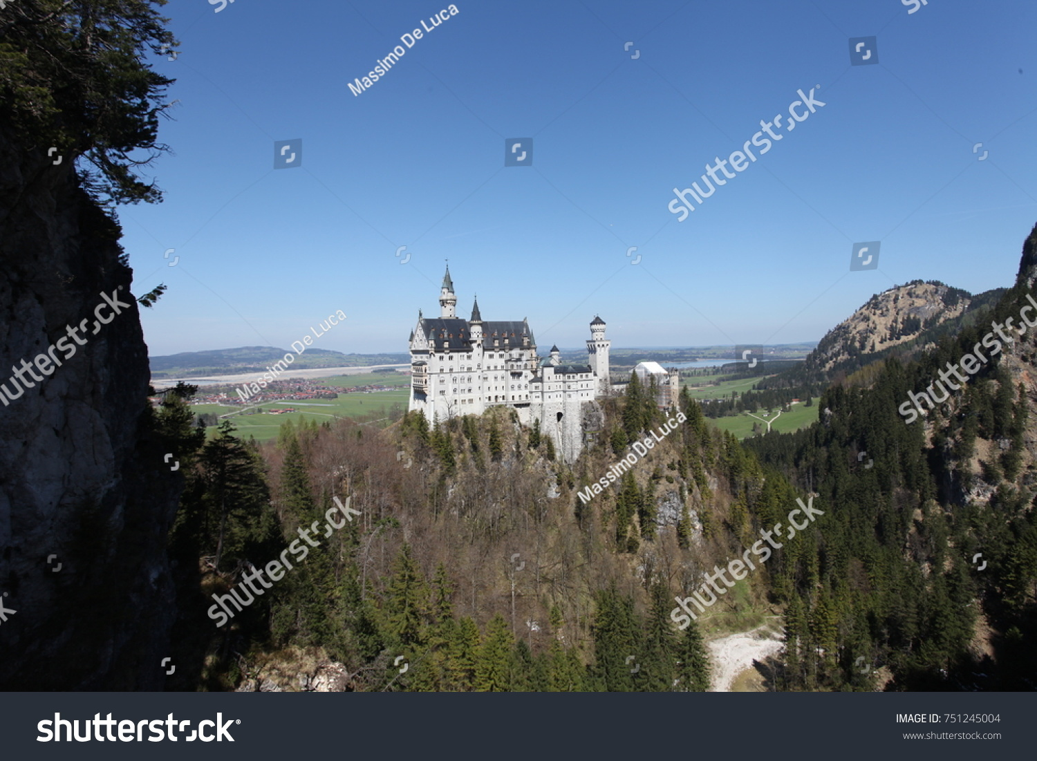 Schloss neuschwanstein castle dreams itis one stock photo schloss neuschwanstein castle of dreams itis one of the symbols of bavaria biocorpaavc Choice Image