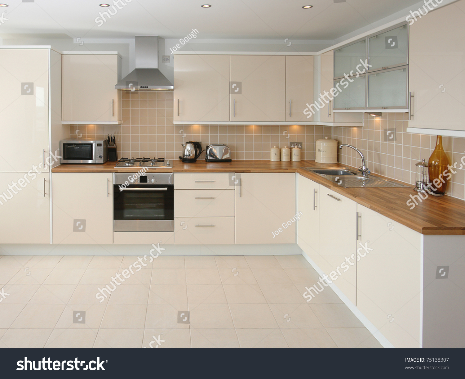 Online image photo editor shutterstock editor for Kitchen interior images