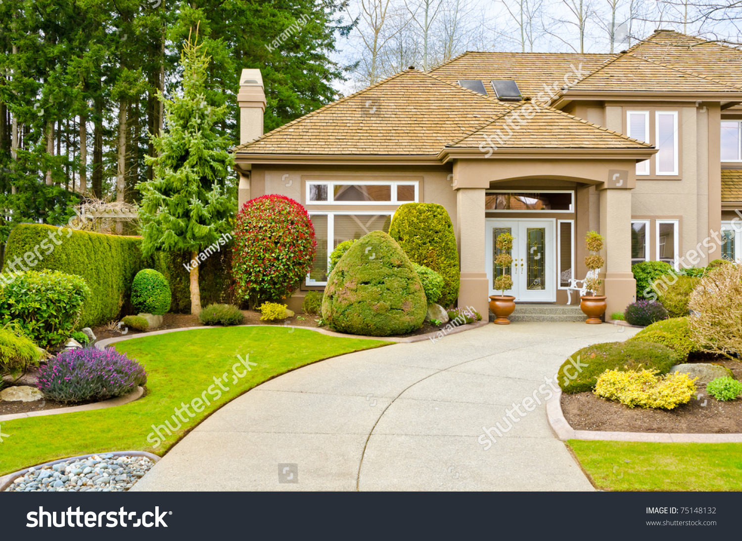 Fragment nice house stock photo 75148132 shutterstock Nice house music